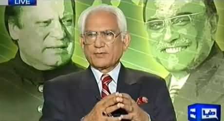 Ahmad Raza Kasuri Unmasked the Real Agenda Behind PTI and PAT Long Marches