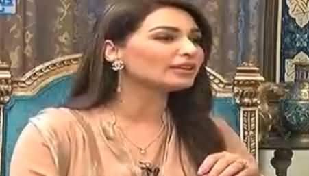 Aik Din Dunya Kay Sath (Actress Meera) - 2nd April 2017