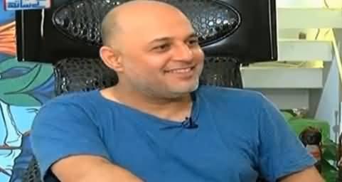 Aik Din Dunya Kay Sath (Singer Ali Azmat) - 9th April 2017