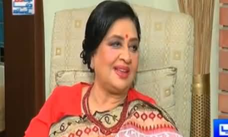 Aik Din Dunya Ke Sath (Actress Shabnam) - 26th March 2017