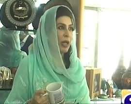Aik Din Geo Ke Saath - 21st June 2013 (Exclusive Interview With Fahmida Mirza..)