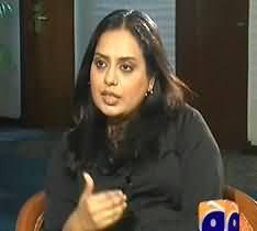 Aik Din Geo Ke Saath - 5th July 2013 (Exclusive Interview With Shagufta Rafiq)