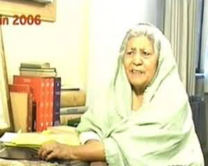 Aik Din Geo Ke Saath (Exclusive Interview With Bano Qudsia) - 29th November 2013