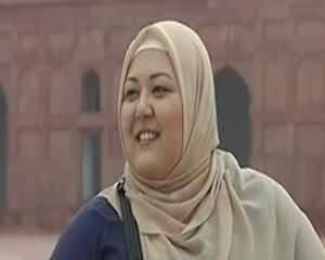 Aik Din Geo Ke Saath (Exclusive Interview With Masterchef Amina Elshafei) - 27th September 2013