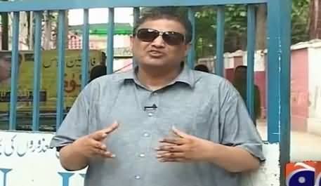 Aik Din Geo Ke Saath (Imran Murtaza Special Interview) – 31st July 2015