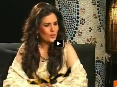 Aik Din Geo Ke Saath (One Day with Film Star Resham) - 7th October 2014