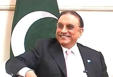 Aik Din Geo Ke Saath (President Asif Ali Zardari Exclusive, Last 2 Days As President!) – 9th September 2013