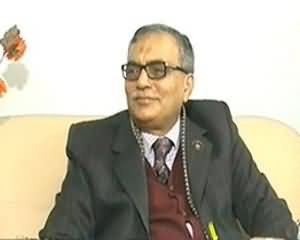 Aik Din Geo Ke Saath (Prof. Dr. M Khaleeq-Ur-Rahman Exclusive Interview) – 7th February 2014