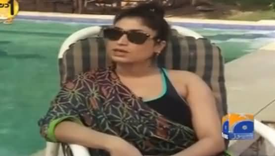 Aik Din Geo Ke Saath (Qandeel Baloch Special Interview) - 6th July 2016