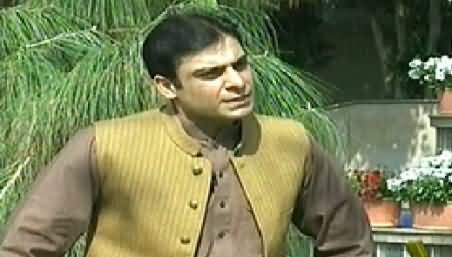 Aik Din Geo Ke Saath REPEAT (One Day with Lahore) – 6th June 2014