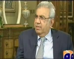 Aik Din Geo Ke Saath (Sadruddin Hashwani Exclusive Interview) – 17th January 2014