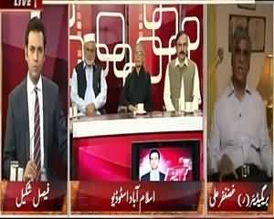 Aina (Pakistan Released The Agenda of Dialogues) – 19th August 2015