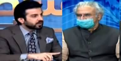 Aiteraz Hai (Dr. Zafar Mirza Exclusive Interview) - 21st June 2020