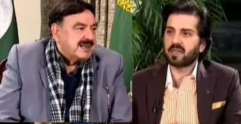 Aiteraz Hai (Sheikh Rasheed Exclusive Interview) - 2nd January 2021
