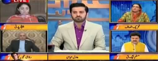Aitraaz Hai (Arshad Sharif Ke Khilaf Muqadama Darj) - 7th October 2017