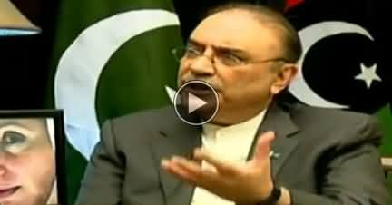 Aitraaz Hai (Asif Zardari Exclusive Interview) - 17th February 2018