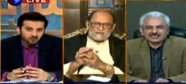 Aitraaz Hai (Asif Zardari Ke Lehje Mein Talkhi) - 15th December 2018