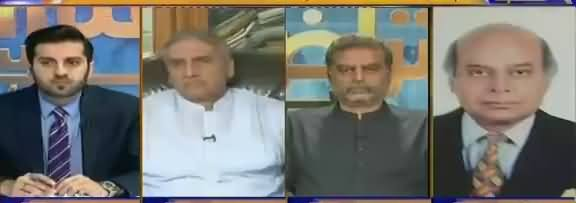 Aitraaz Hai (Confusion About General Elections) - 2nd June 2018