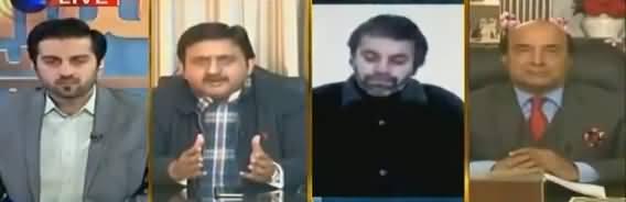 Aitraaz Hai (Demand of CM Sindh Resignation) - 29th December 2018