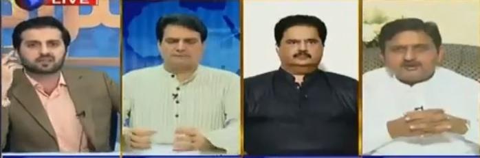 Aitraaz Hai (Imran Khan Elected As Prime Minister) - 17th August 2018