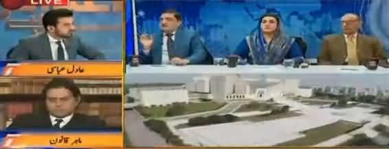 Aitraaz Hai (Jahangir Tareen Disqualified For Life) - 15th December 2017
