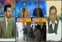 Aitraaz Hai (Javed Latif's Remarks & PTI's Reaction) – 10th March 2017