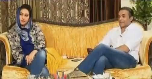Aitraaz Hai (Kashif Abbasi And Mehar Abbasi Exclusive Interview) – 2nd September 2017