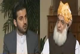 Aitraaz Hai (Maulana Fazal ur Rehman Exclusive Interview) – 1st April 2017