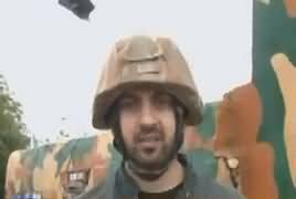 Aitraaz Hai (Pak Fuaj Ke Sniper Se Mulaqat) – 1st July 2017