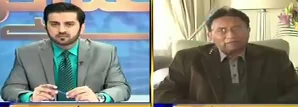 Aitraaz Hai (Pervez Musharraf Exclusive Interview) - 30th December 2017