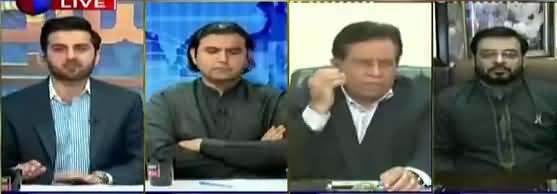 Aitraaz Hai (PTI Action Against 20 MPAs) - 20th April 2018