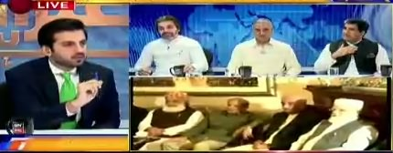 Aitraaz Hai (PTI Govt in Center And Punjab) - 10th August 2018