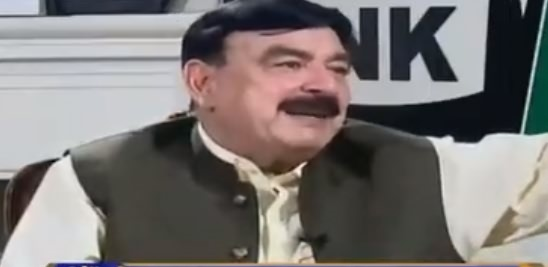 Aitraaz Hai (Sheikh Rasheed Exclusive Interview) - 11th August 2018