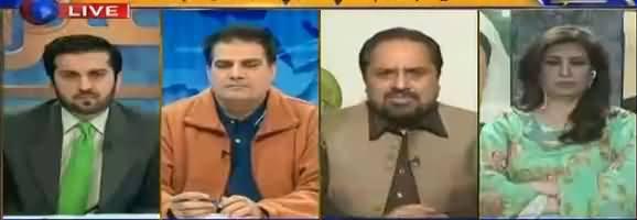 Aitraaz Hai (Was MQM And PSP's Alliance Unnatural) - 11th November 2017