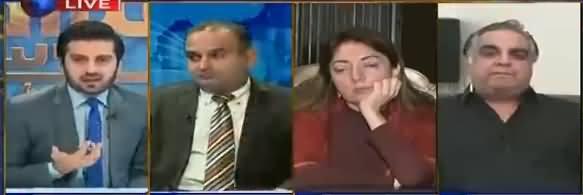 Aitraaz Hai (Will Govt End Faizabad Dharna Tonight) - 24th November 2017