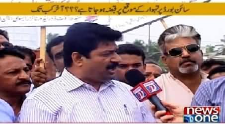 Akhir Kab Tak (Tehwaron Ke Mauqe Par Sign Boards Par Qabza) – 8th April 2015