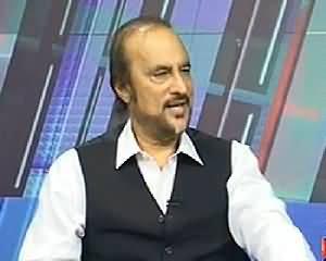 Akhir Kiyon (Dr. Babar Awan Exclusive Interview) – 16th May 2014