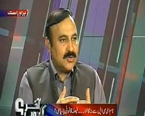 Akhir Kiyon (Musharraf Name will Not Be Removed From ECL) – 2nd April 2014