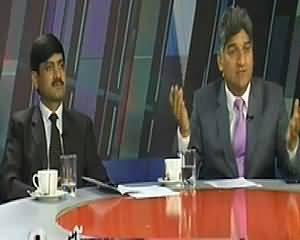 Akhir Kiyun (Najam Sethi is Journalist And Also Servant of Govt) – 12th February 2014