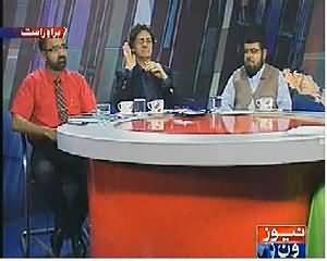 Akhir Kiyon (PTI and PAT on Roads in the First Year of Democracy) – 29th April 2014