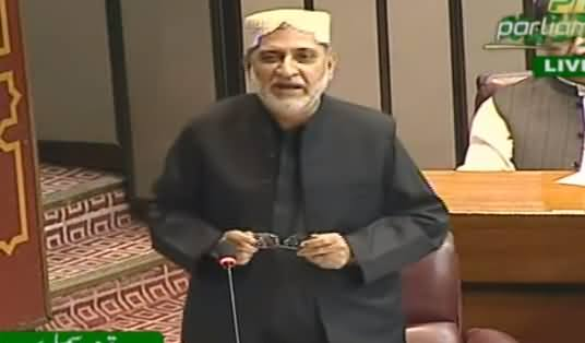 Akhtar Mengal Complete Speech in National Assembly - 24th June 2019
