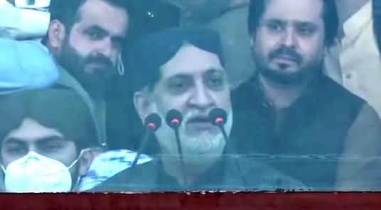 Akhtar Mengal Speech At PDM Quetta Jalsa - 25th October 2020