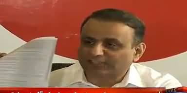 Aleem Khan Reveals All The Details Of His Flats With Documents