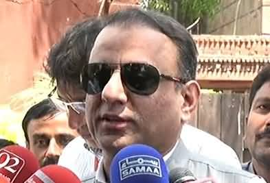 Aleem Khan's Mouth Breaking Reply to Jang / Geo Group for Publishing News Against Him