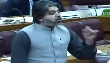 Ali Muhammad Khan Emotional Speech in National Assembly - 30th September 2019