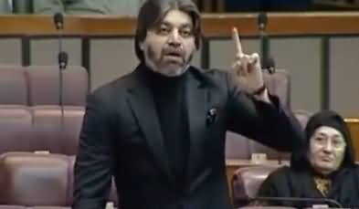 Ali Muhammad Khan Emotional Speech In Parliament on Zainab Incident