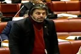 Ali Muhammad Khan Speech In Senate - 7th March 2019