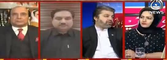 Ali Muhammad Khan Telling What PM Imran Khan Said To His Ministers About Corruption