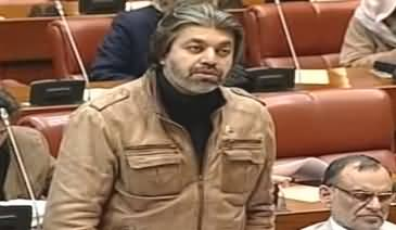 Ali Muhammd Khan Speech In National Assembly - 22nd January 2019