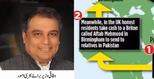 Ali Zaidi Response on Shehbaz Sharif's Corruption Scandal